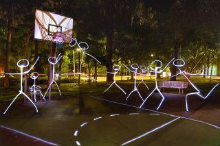 Basketballlight