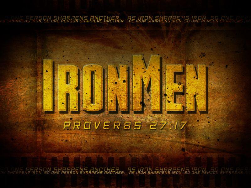Ironmen proverbs_t