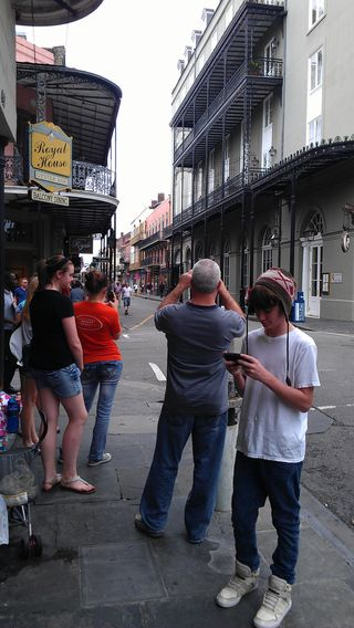The_NOLA_Team_Checks_Out_The_French_Quarter