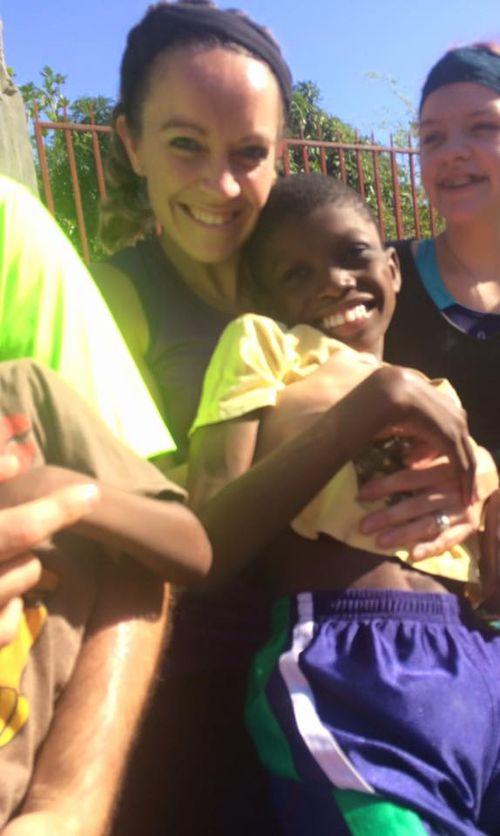 Haiti - Amanda