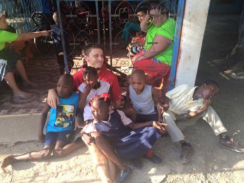 Haiti - Lance